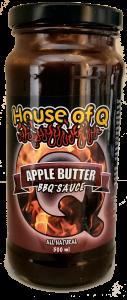 apple butter bbq sauce ABBS 2007