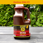 Apple Butter BBQ Sauce-2L