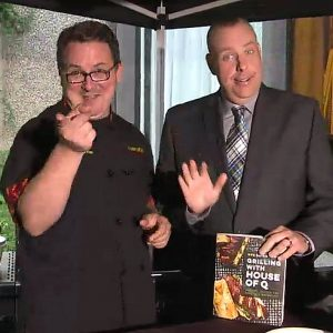 BBQ Brian Shares Top Grilling Chicken Tips