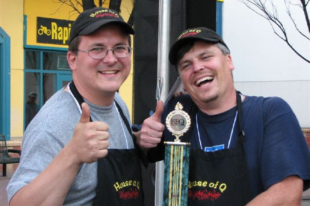 More BBQ Competitions…