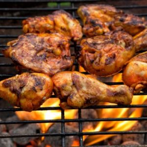 Spice up your BBQ Chicken … and your Dining Room