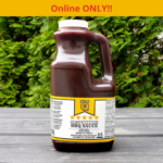 Five Star Competition BBQ Sauce-2L