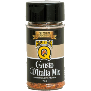 Gusto D'Italia Mix Premium Seasonings