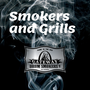Gateway Drum Smokers and Grills