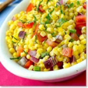 Grilled Corn and Black Bean Salad 300x300