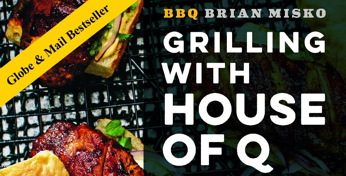 BBQ Brian's Cookbook Declared National Bestseller
