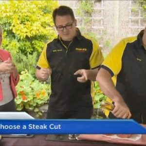 How to Choose Steak Cuts Video Global TV BC