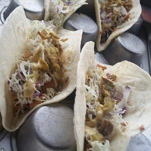 El Pollo Coco Loco Chicken Taco's!