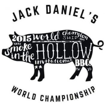 Representing Canada at the Jack Daniel's BBQ Championship