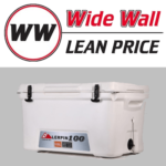 Lerpin 100L Wide Wall Cooler