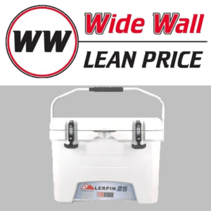 Lerpin 25L Wide Wall Cooler