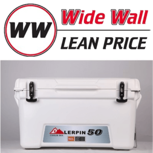 Lerpin 50L Wide Wall Cooler