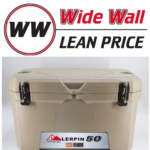 Lerpin 50L(A) Wide Wall Cooler Tan Color