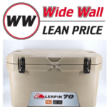 Lerpin 70L(A) Wide Wall Cooler Tan Color