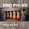 BBQ Kit Pro kit