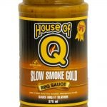 Slow Smoke Gold BBQ Sauce