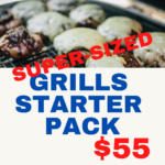 Super-Sized Grills Starter Pack