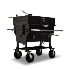 Yoder SMoker charcoal-grill-24x36-1
