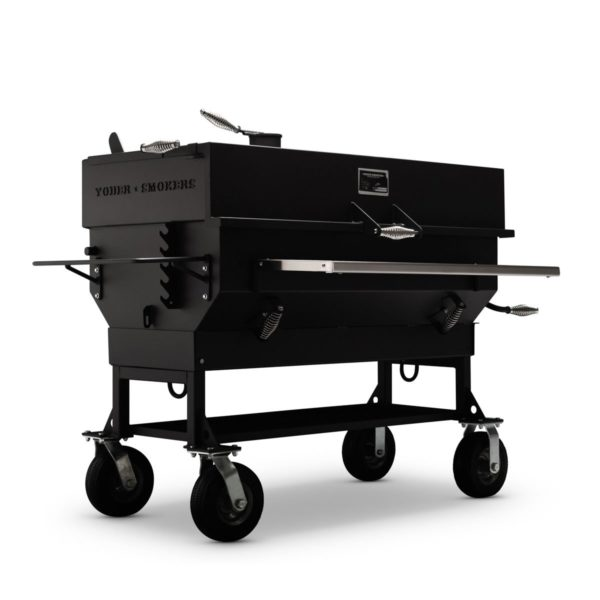 Yoder Smoker charcoal-grill-24x48-1