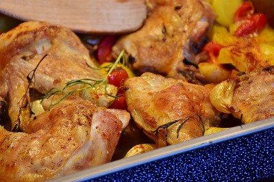 Breaded Barbecue Chicken