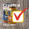 create a trio