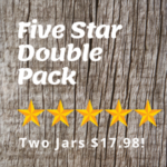 Five Star Competition BBQ Sauce Double Pack