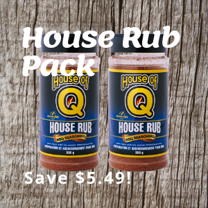 house rub pack