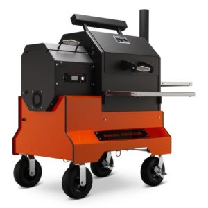 Yoder Smokers YS480s Competition Cart